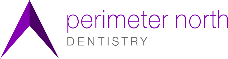 perimeter north dentistry logo